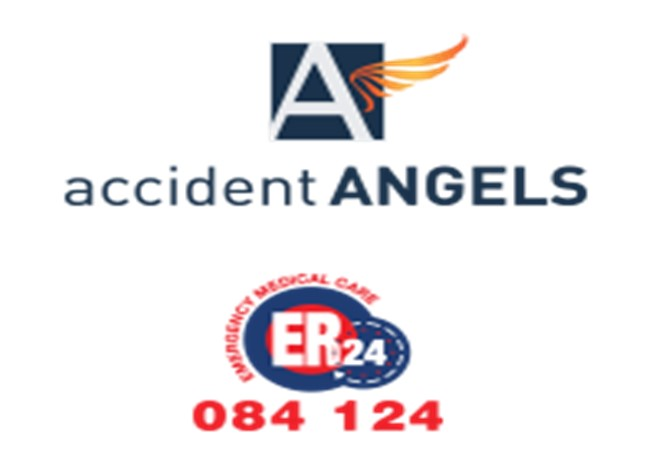 Accident Angels sign