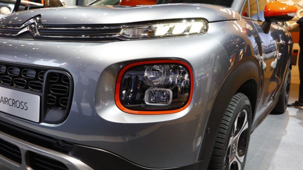 Citroen SUV Range C3 Aircross