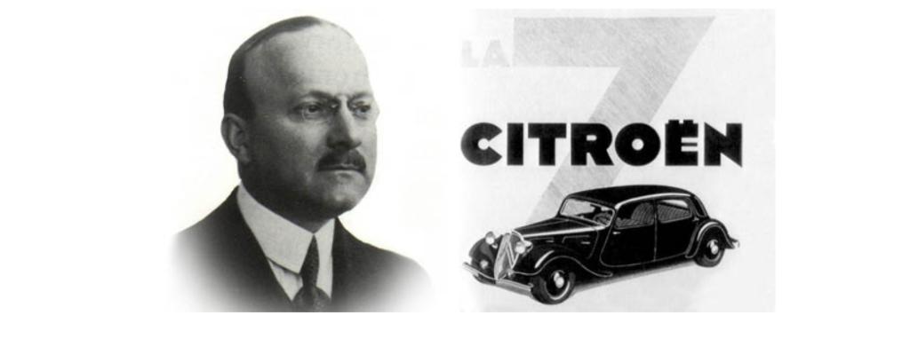 Citroen Founder