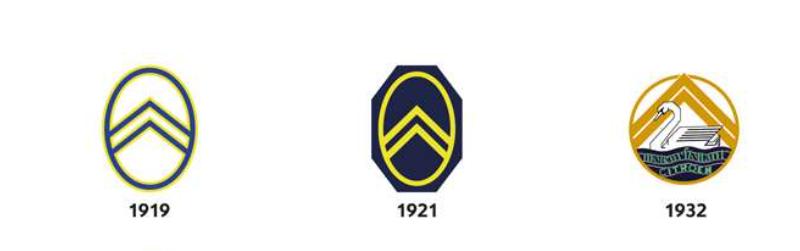 Citroen Logo 1919 - 1293